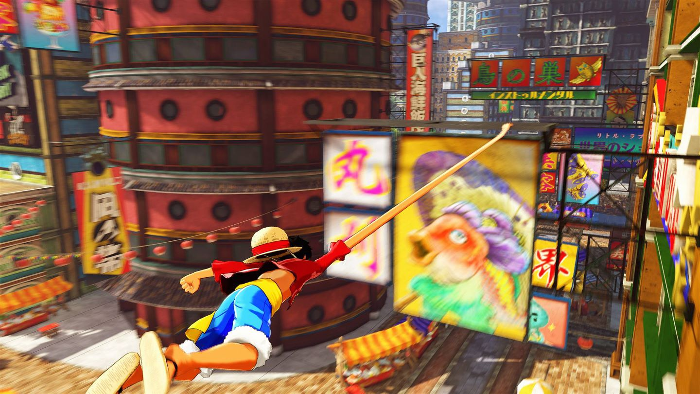 One Piece: World Seeker, Gaming, Xbox, Neuerscheinungen