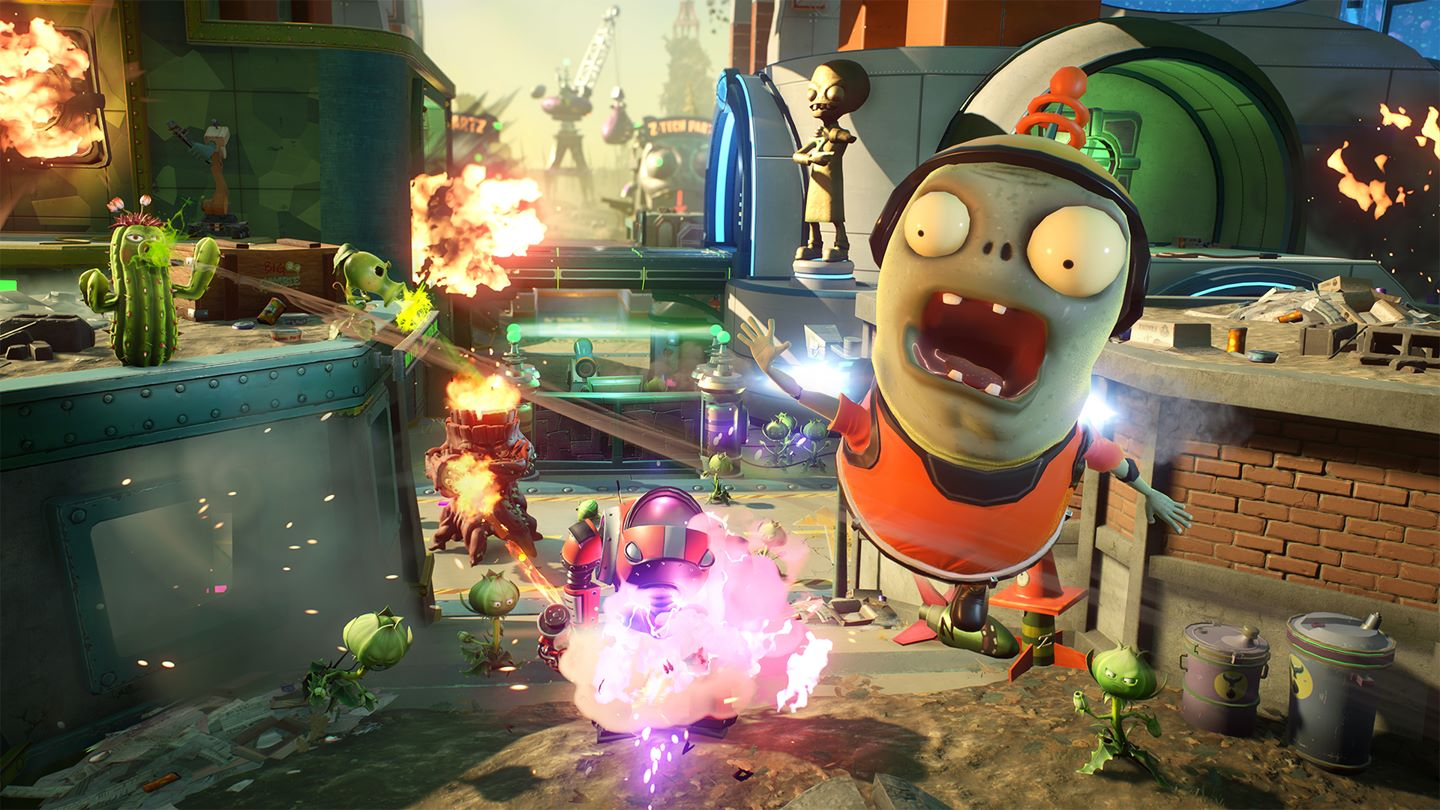 Plants vs. Zombies Garden Warfare 2, Games with Gold, Xbox, Gaming