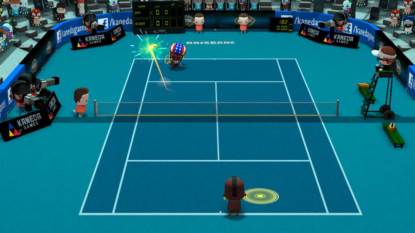 Smoots World Cup Tennis, Gaming, Xbox One, Neuerscheinungen