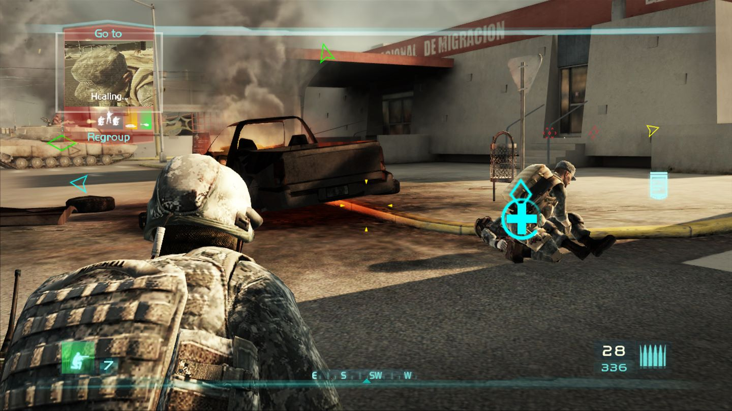 Tom Clancy's Ghost Recon Advanced Warfighter 2, Gaming, Xbox, Games with Gold