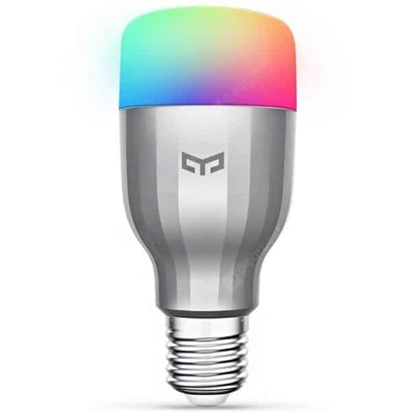 Yeelight farbige Glühbirne