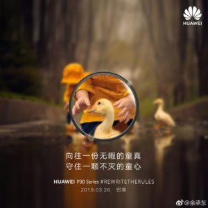 Huawei foto fake