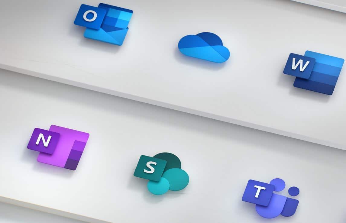 Office Symbole neu