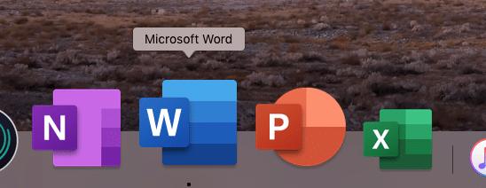 Microsoft Office: Erste Nutzer erhalten neue Icons auf dem