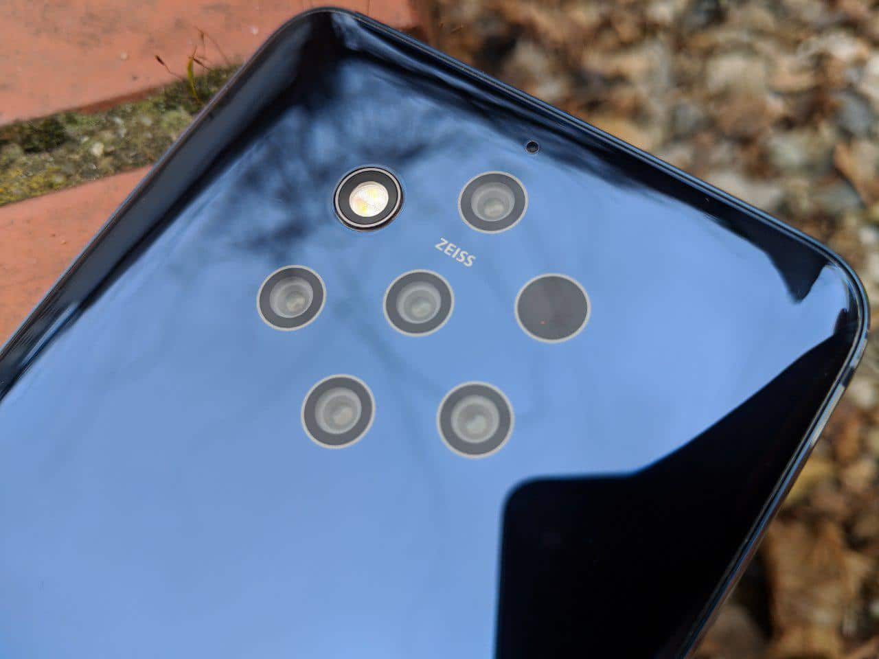 Nokia 9 Pureview ZEISS Highend Kamera