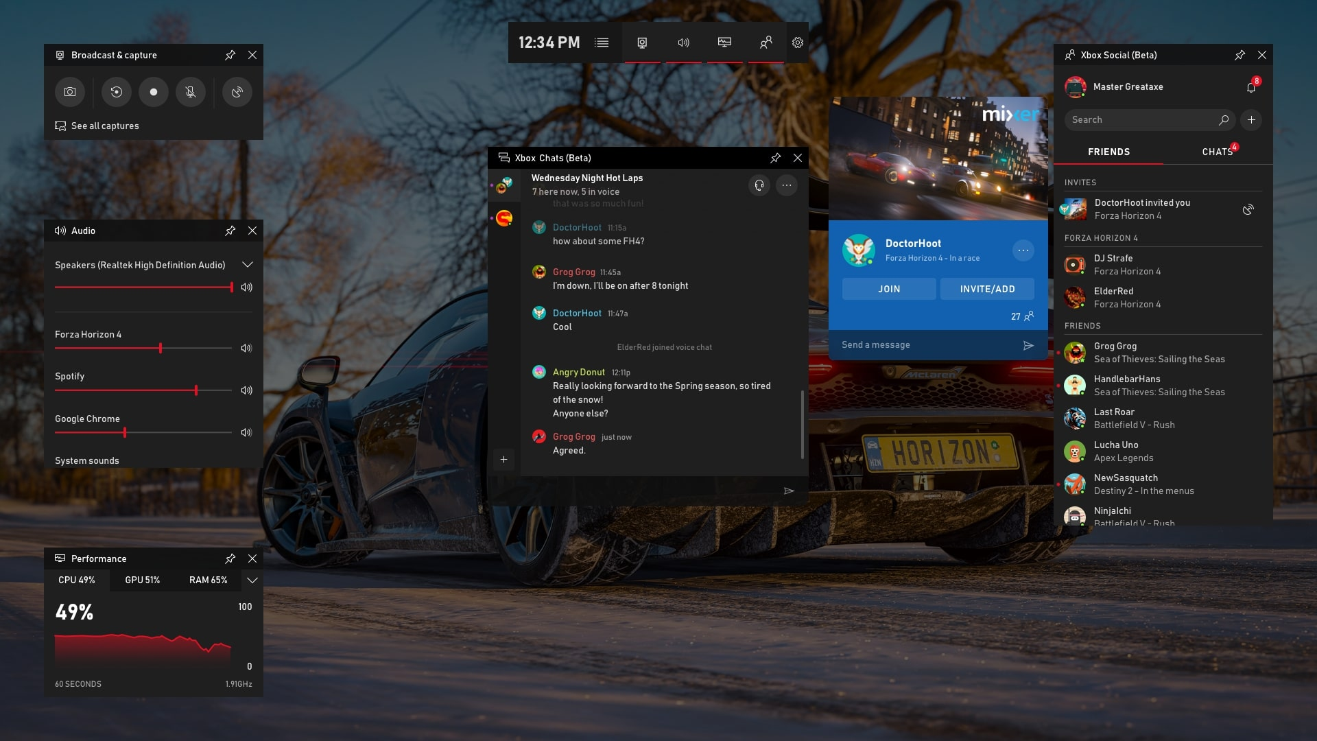 Game Bar, Spielleiste, Windows 10, Gaming, Xbox Insider, News