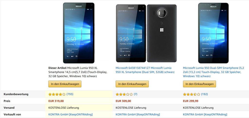 Wie Viel Würdet Ihr Heute Noch Für Ein Lumia 950 Zahlen