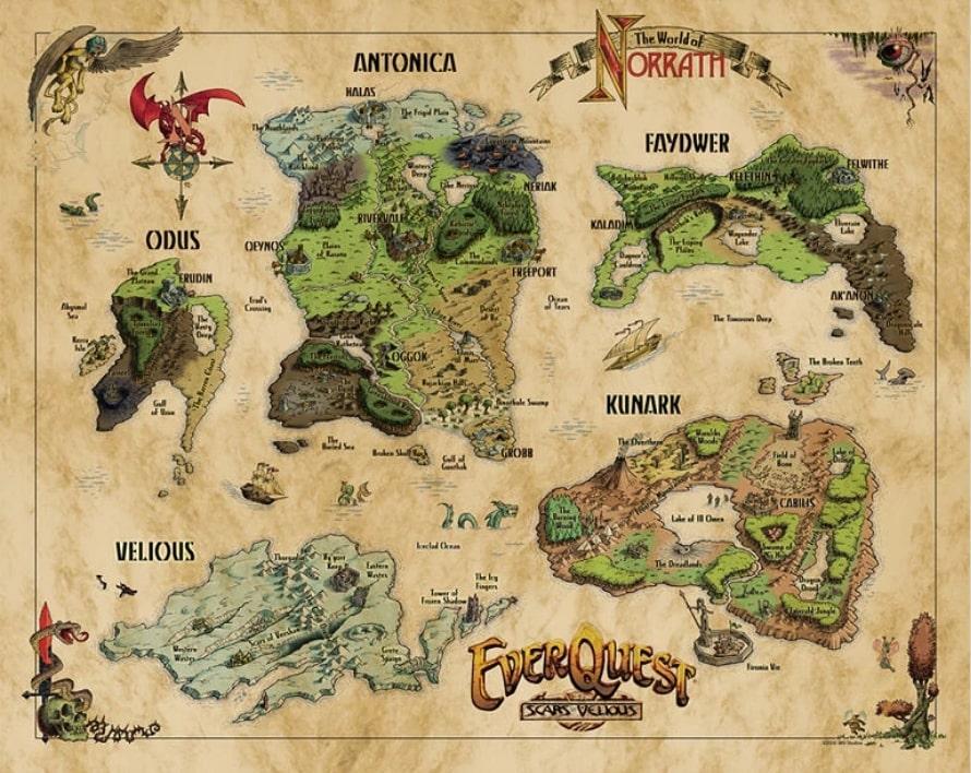 EverQuest, Gaming, Wirtschaft, Economy