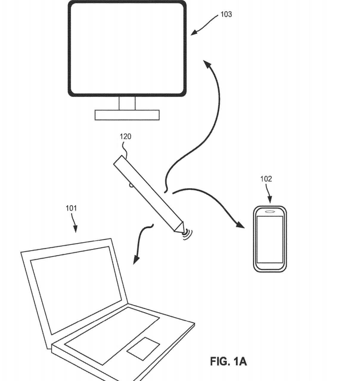 Surface Pen Neue Technologie