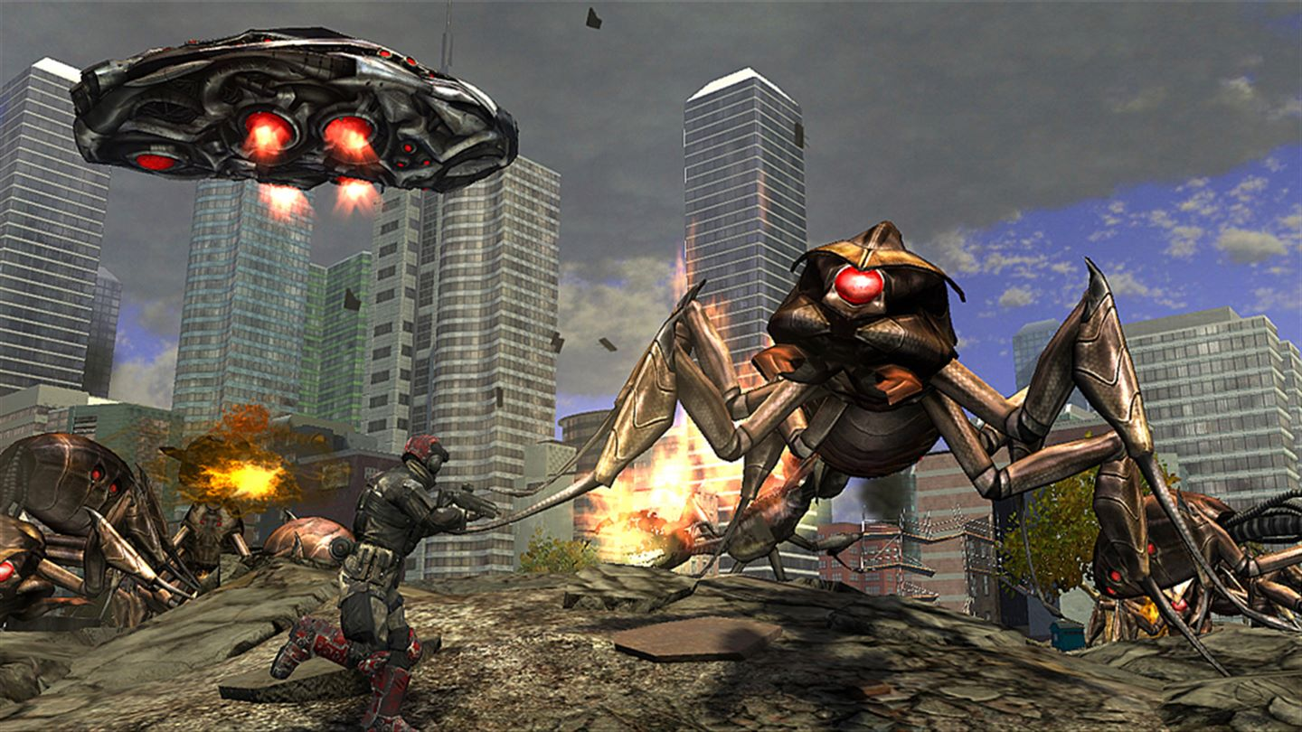 Earth Defense Force: Insect Armageddon, Gaming, Xbox, Games with Gold