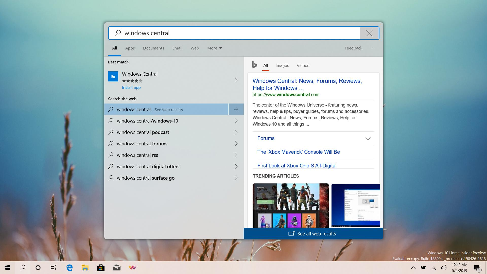 Windows 10 Design Preview