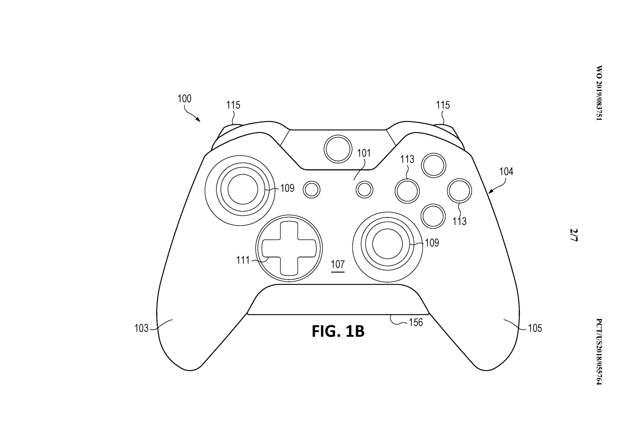 Xbox Braille Controller Blindenschrift