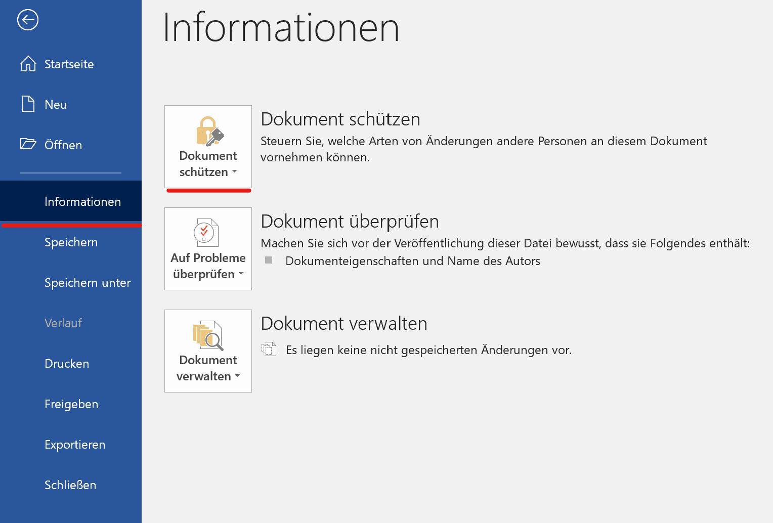 [Anleitung] Microsoft Office: Dateien verschlüsseln
