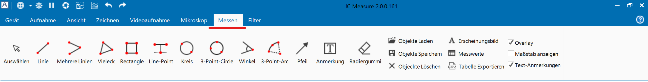 IC Measure - Messen per Foto