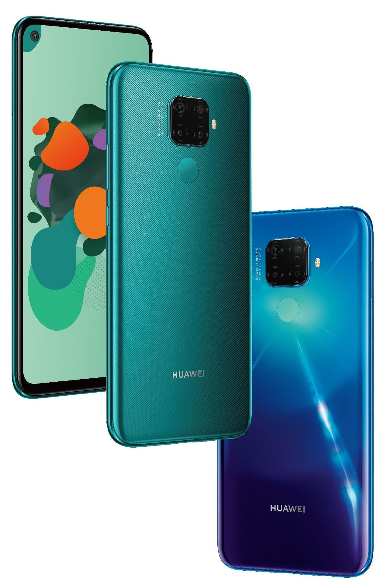 Huawei Mate 30 Lite Leak Foto
