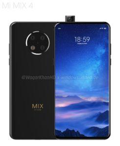 Xiaomi Mi Mix 4 Fotos und Video