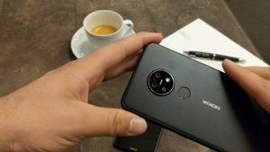 Nokia 7.2 Kamera Test