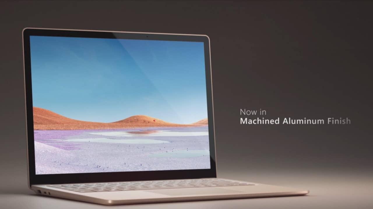 Surface Laptop 3 Aluminium