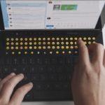 Windows 10 X Emoji Tastatur
