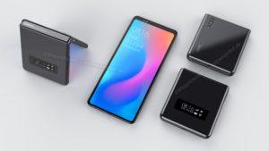 Xiaomi Mi Flux Motorola RAZR Faltbares Smartphone