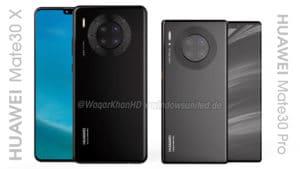 Huawei Mate30 X xcloud Gaming 360 Grad Video