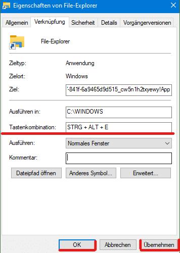 Touchoptimiert Windows 10 Browser