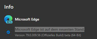 Ede Chromium Beta Tag