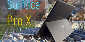 Surface Pro X Titelbild