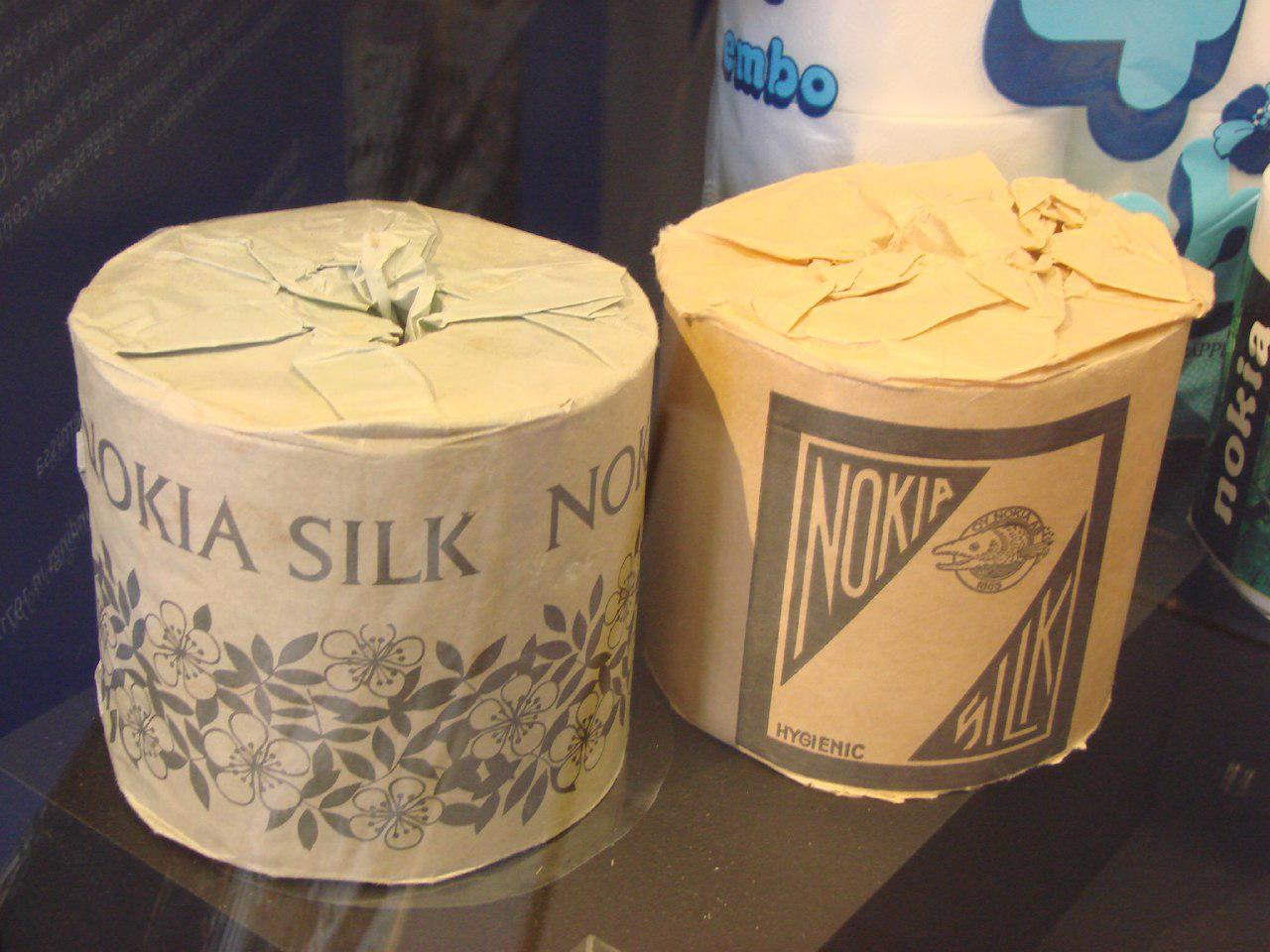 Nokia first product 1865