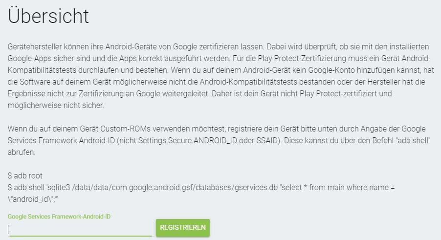 Google Apps auf Huawei nutzen Anleitung