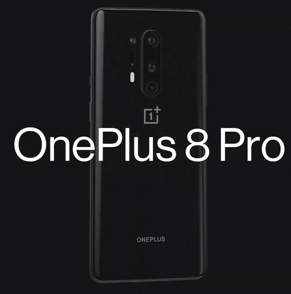 OnePlus 8 Pro Black