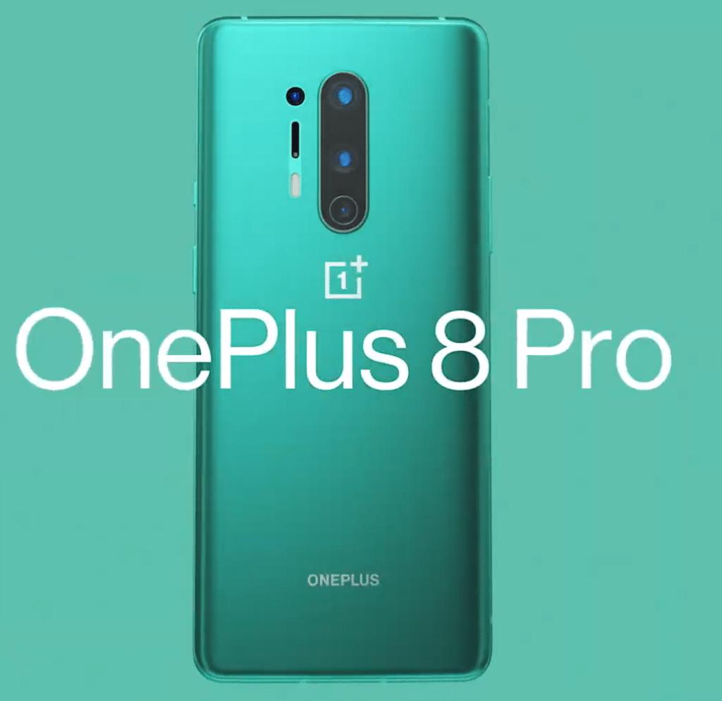 OnePlus 8 Pro Green
