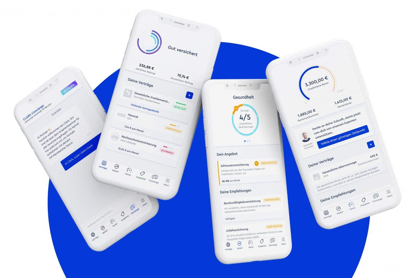 Versicherungs-App