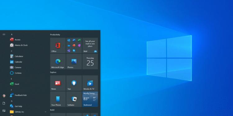 Windows 10 Startmenü Und Taskleiste Funktionieren Nicht