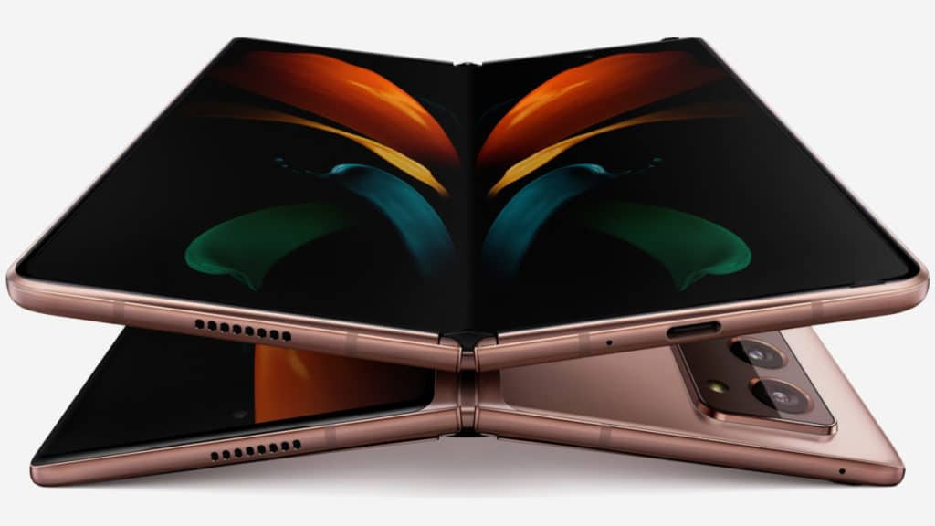 Samsung Galaxy Fold 2 Hands-On