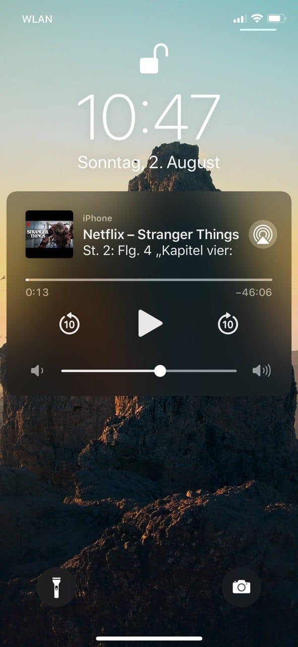 Netflix Amazon Audio streamen