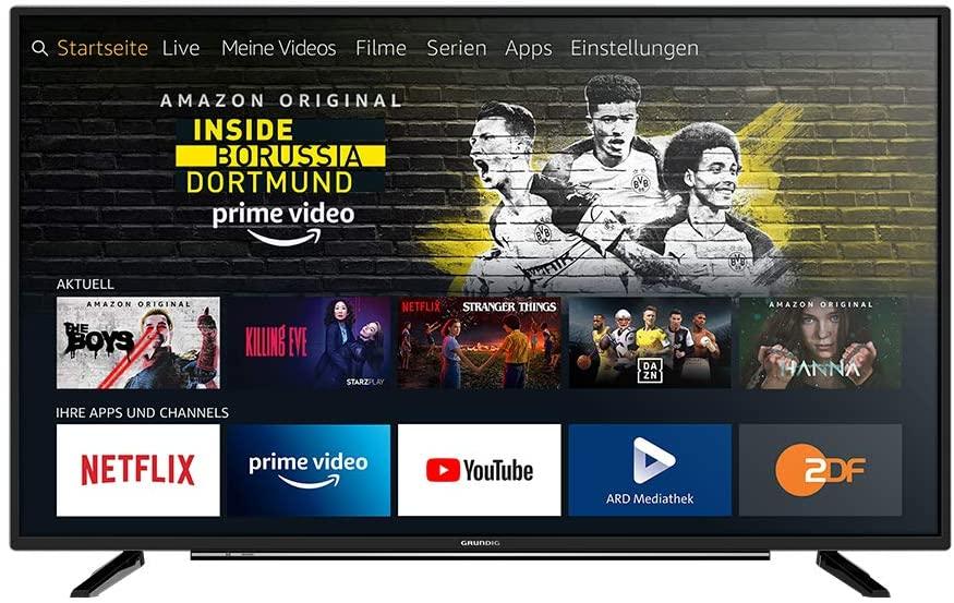 Grund Vision Smart TV Amazon Deal