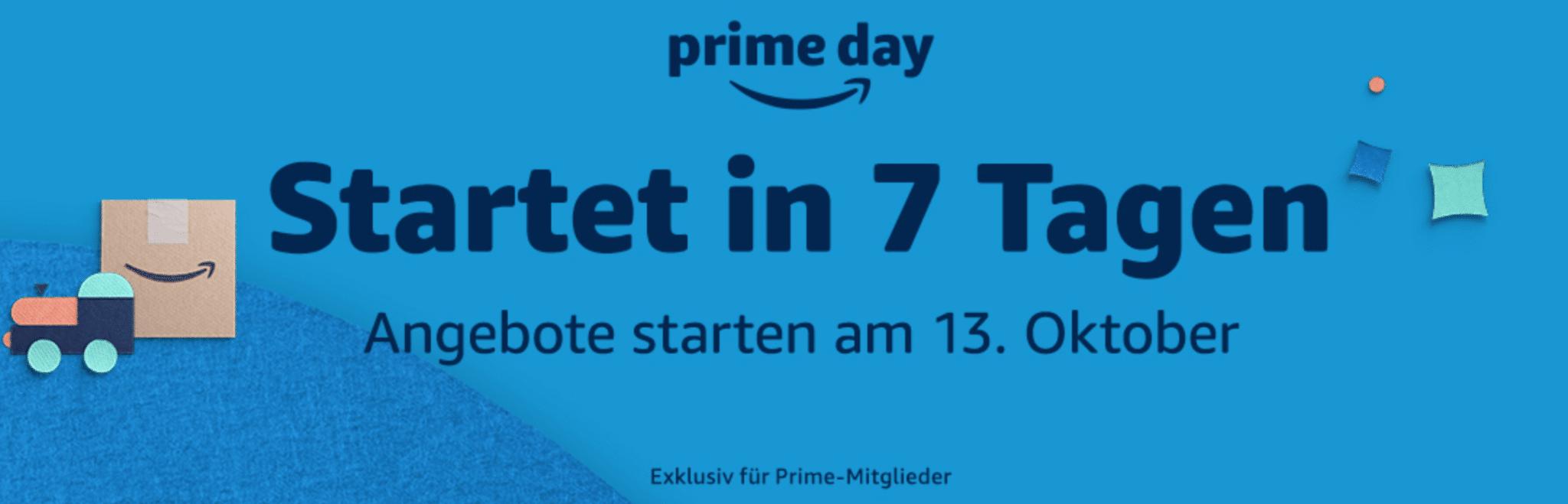 Amazon Prime Day 2020 Alle Informationen