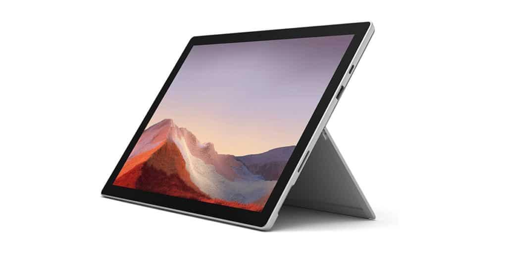 Surface Pro 7 Windows 10X