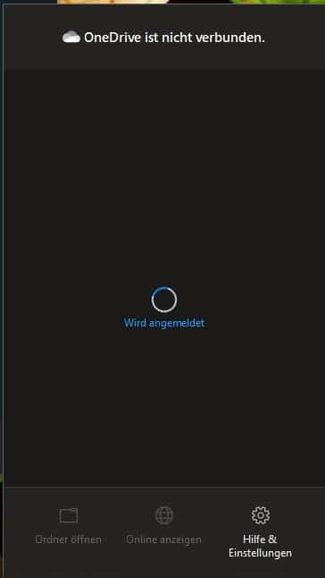 Störung Microsoft OneDrive, Skype, Outlook