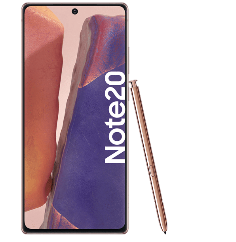 Galaxy Note 20 Cyber monday