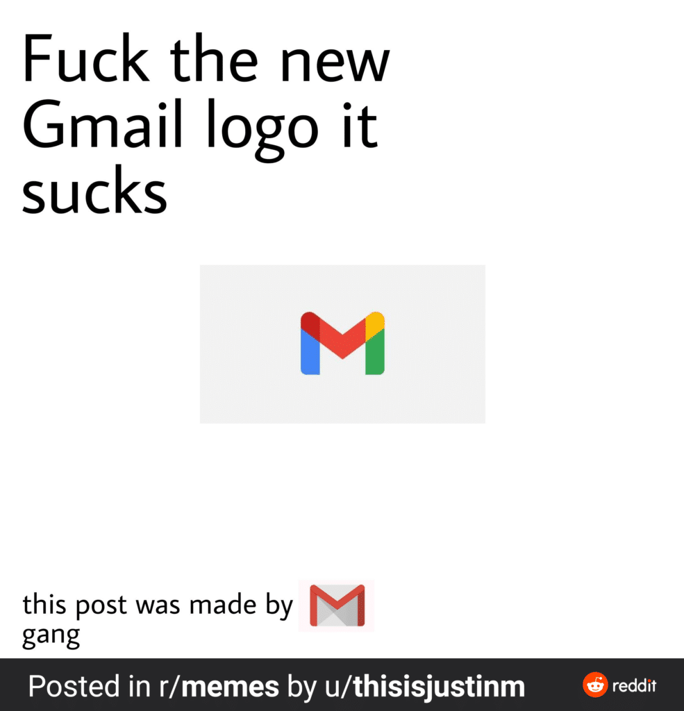 Gmail Hate