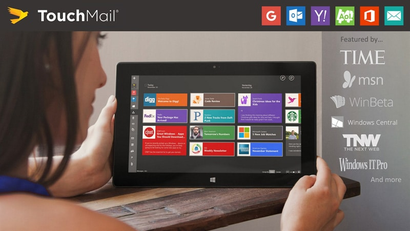 Email App Windows 10