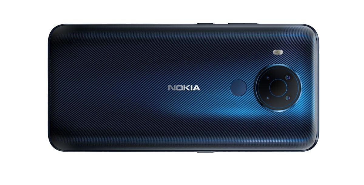 Nokia 5.4 Rückseite