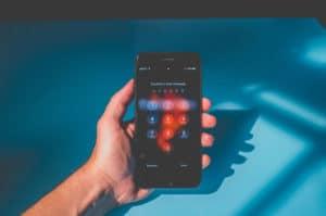 Smartphone Passwort