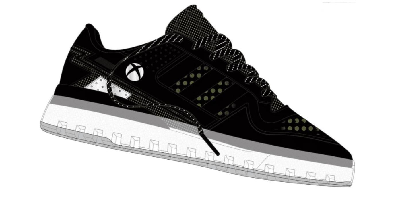 adidas xbox sneaker