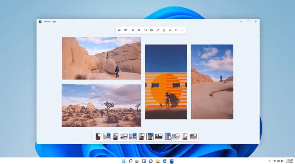 Windows 11 Foto App